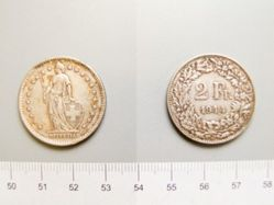 2 Francs from Bern