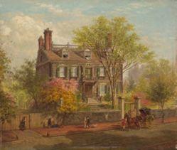 The John Hancock House
