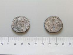 Tetradrachm of Caracalla, Roman Emperor from Cyrrhus