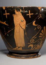 Red-figure skyphos (type A)