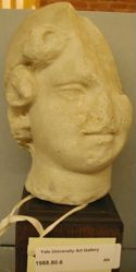 Head of a Boy, Possibly Men or Attis
