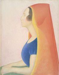 Portrait of Helen Walser