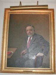 Angelo Bartlett Giamatti, President of Yale 1978-1986