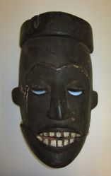 Mask with Articulated Jaw