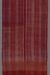Ikat Cloth