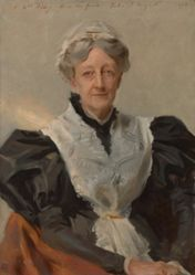 Mrs. Frederick Mead (Mary Eliza Scribner) (1822-1896)