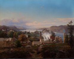 Poughkeepsie Iron Works  (Bech's Furnace)