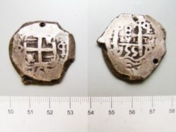 Eight Reales of Charles IV