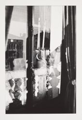 Untitled (Window with Reflection and Shadow) 1972, from the portfolio Chiaroscuro, 1982