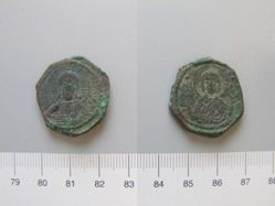 Class G Anonymous Follis from Constantinople