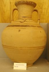 Neck-handled Amphora