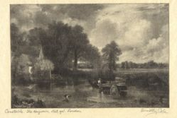 Untitled (after Constable's Haywain)