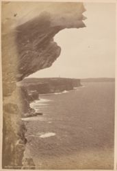 """North and South Heads,"" Sydney, from the album [Sydney, Australia]"