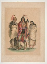 North American Indians, pl. 1 from the North American Indian Portfolio