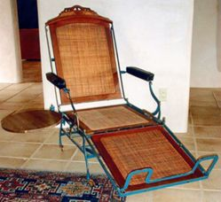Invalid's Reclining Chair