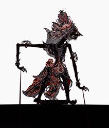 Shadow Puppet (Wayang Kulit) of Baladawa