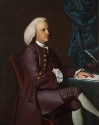 Isaac Smith (1719–1787)