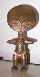 Female Figure (Akua'ba)