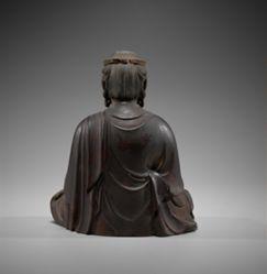Buddha, probably Amitabha (Amida)