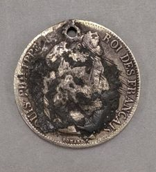 5 Franc Coin