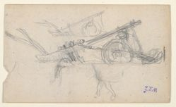 Wheeled Plow and Other Studies