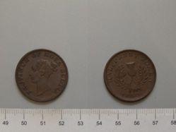 Half Penny Token from Nova Scotia
