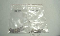 Miniature Silver Vase