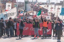 Milwaukee Says NO to Deportation, from the Voces de la Frontera box set