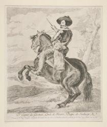 Gaspar de Guzman, Count Duke of Olivares