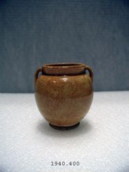 Two-handled jar