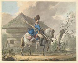 Dutch Dragoon of the Grenadier Guard