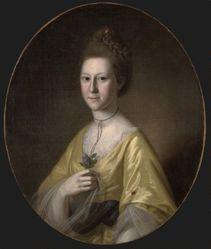 Mrs. James Maccubin Carroll (Sophia Gough) (1772-1816)