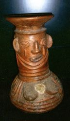 Odun Shrine Jar