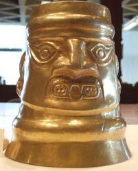 Gold Beaker