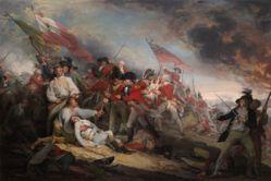 The Battle of Bunker's Hill, June 17, 1775