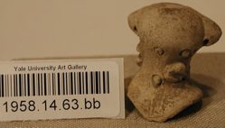 Fragment of figurines (27) and animal heads (2)
