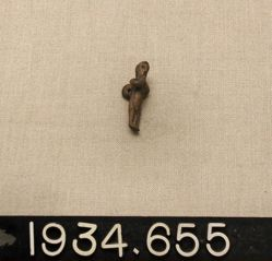 Small human figure