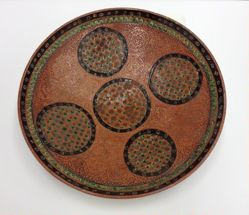 Bowl with Five Circles