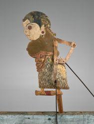 Puppet (Wayang Klitik) of Limbuk