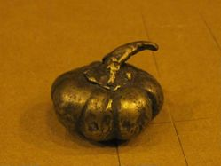 Goldweight in the Form of a Pumpkin