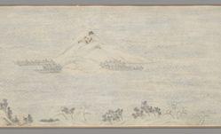 Scenery of Mounts Jin and Jiao