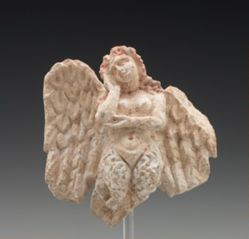 Figure of a Mourning Siren