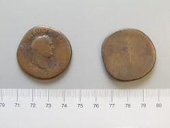 Sestertius of Vespasian