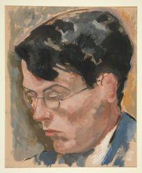 Portrait of Ralph Kirkpatrick