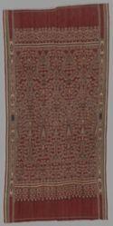 Ceremonial Weaving (Pua Kumbu, Rang Jugah)