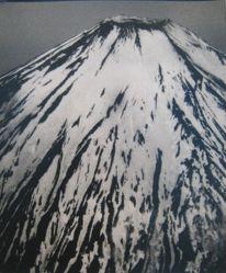 Mount Fuji, 1950