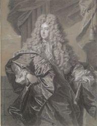 Portrait of Edward Villiers, First Earl of Jersey