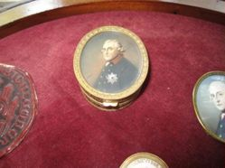 Bonboniere with portrait of Frederick the Great