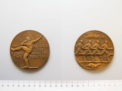 Medal for the Society of Medalists 13th Issue, 1936