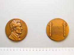 Medal of Abraham Lincoln